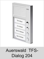 Türsprechtechnik: Auerswald TFS-Dialog 204