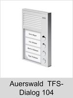 Türsprechtechnik: Auerswald TFS-Dialog 104