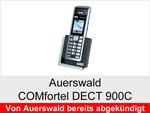 Archiv - Schnurloses ISDN Telefon: Auerswald COMfortel 900C
