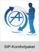 Freischaltungen und Funktionserweiterungen: Dongle-Freigabe, Freischaltcode, Aktivierung für Telefonanlagen: SIP-Komfortpaket