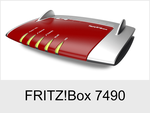 FRITZ!Box 6490 Cable