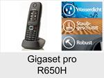 Gigaset pro R650H: Schnurloses Telefon (IP-DECT System)