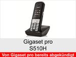 Gigaset pro/Schnurlose Telefone/S510H