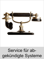 Fairer geht es nicht: Service für abgekündigte Systeme