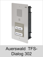 Türsprechtechnik: Auerswald TFS-Dialog 302