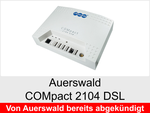 Archiv - Telefonanlage: Auerswald COMpact 2104 DSL