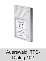 Türsprechtechnik: Auerswald TFS-Dialog 102