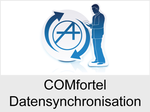 Funktionserweiterungen und Freischaltungen für Anlagen und Telefone: COMfortel Daten-Synchronisation
