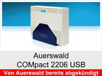 Auerswald  COMpact 2206 USB  (EOL)