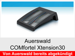 Auerswald  COMfortel Xtension30 Schwarz  (EOL)