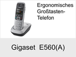 Gigaset E560 + E560A