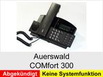 Archiv - Schnurgebundenes analoges Telefon: Auerswald COMfort 300