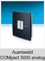 Freischaltungen und Funktionserweiterungen: Dongle-Freigaben und Freischaltcodes für Auerswald COMpact 3000 analog