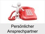 Sympatischer als jedes Call-Center: Ihr persönlicher Ansprechpartner!