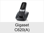 Schnurloses Telefon: Gigaset C620A