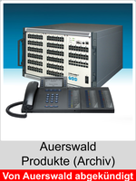 Auerswald - Produkte (Archiv)