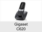 Schnurloses Telefon: Gigaset C620