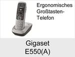 Gigaset E550 + E550A