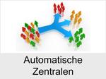 Funktionserweiterungen und Freischaltungen für Anlagen und Telefone: Automatische Zentralen