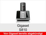 Archiv - Schnurloses Telefon: Gigaset S810