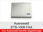 Archiv - Telefonanlage: Auerswald ETS-1006 FAX