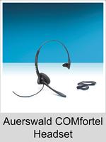 Headset: Auerswald COMfortel Headset