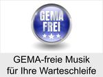 GEMA-freie Musik für Ihre Warteschleife
