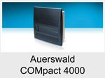 """Funktionserweiterungen und Freischaltungen für Auerswald COMpact 5000"""": Automatische Zentrale"""