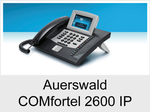 Auerswald COMfortel 2600 IP