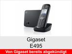 Archiv - Schnurloses Telefon: Gigaset E495