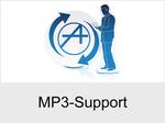 Funktionserweiterungen und Freischaltungen für Anlagen und Telefone: MP3-Support