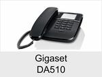 Schnurgebundenes Telefon: Gigaset DA510