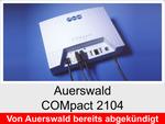 Archiv - Telefonanlage: Auerswald COMpact 2104