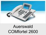 Systemtelefone - Auerswald COMfortel 2600