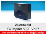 """Funktionserweiterungen und Freischaltungen für Auerswald COMpact 5020VoIP"""": Telefonbuch Gigaset"""