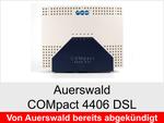 Archiv - Telefonanlage: Auerswald COMpact 4406 DSL