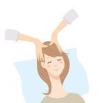 不眠・脳の疲れ・頭皮の血流改善