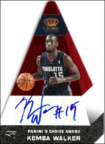 KEMBA WALKER / Crown Royal - No. 500  (#d 77/99)