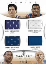 STOCKTON  THOMAS  JACKSON  KIDD / Quad Jersey - No. 30  (#d 49/50)