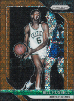 BILL RUSSELL / Prizm - No. 25  (#d 7/20)