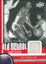 BILL RUSSELL / Old School Swatches - No. OS-7