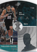 TIM DUNCAN / Rookie Card - No. 37