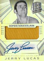 JERRY LUCAS / Spectacular - No. SS-JL  (#d 27/35)