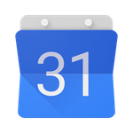 CATTOR exchanges Data with the Google Calendar