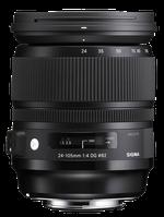 Sigma 24-105 Canon EF mieten