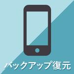 iPhoneのデータバックアップ&復元