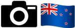 Foto icoon Nieuw-Zeeland