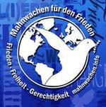 Berliner Mahnwachen für den 1. Weltfrieden