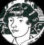 Irène, petite amie et secrétaire de Varlot