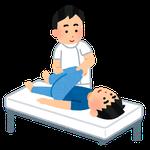 茅ヶ崎 よつばの整骨院 施術
